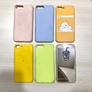 [Take All] Iphone 7+ cases