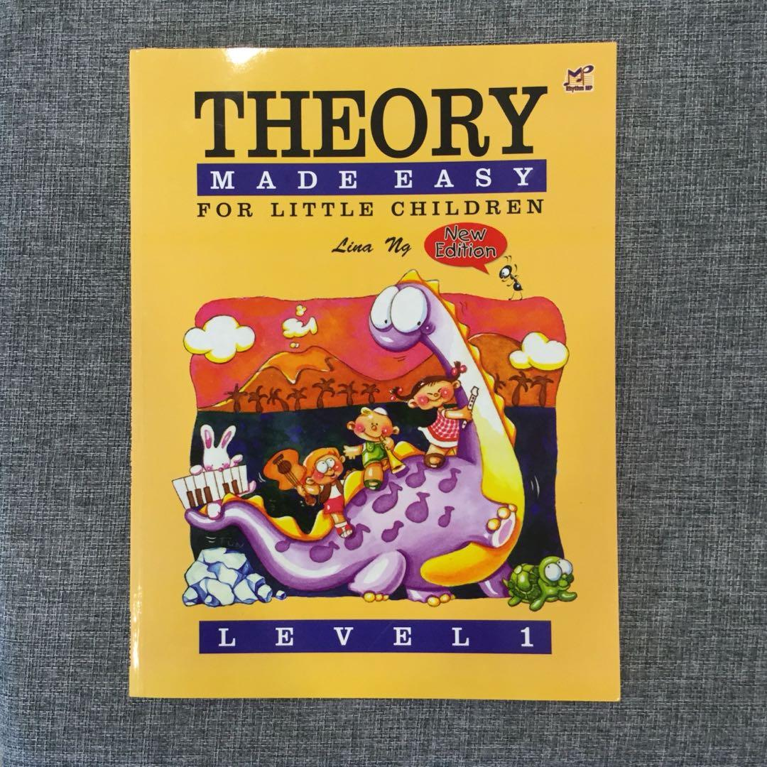 Same Day P+P Theory Made Easy Little Children Level 2 Lina Ng