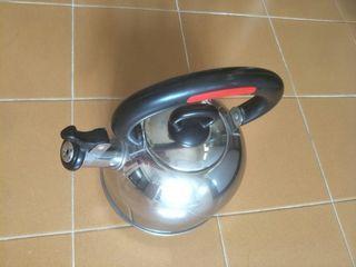 3 litres Zebra whistling kettle