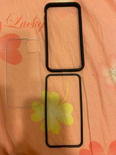 9.9新 犀牛盾iphone 11手機殼邊框+背板+邊條