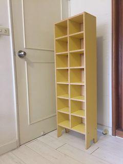 方格收納層櫃