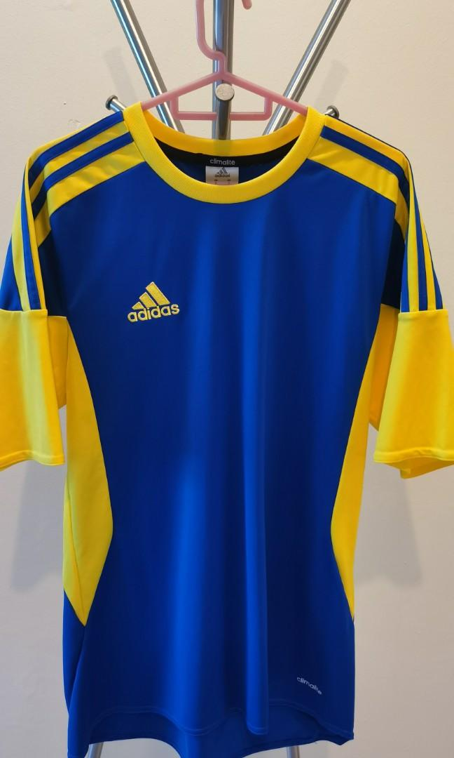 Adidas Climalite Jersey, Sports, Athletic & Sports Clothing on ...