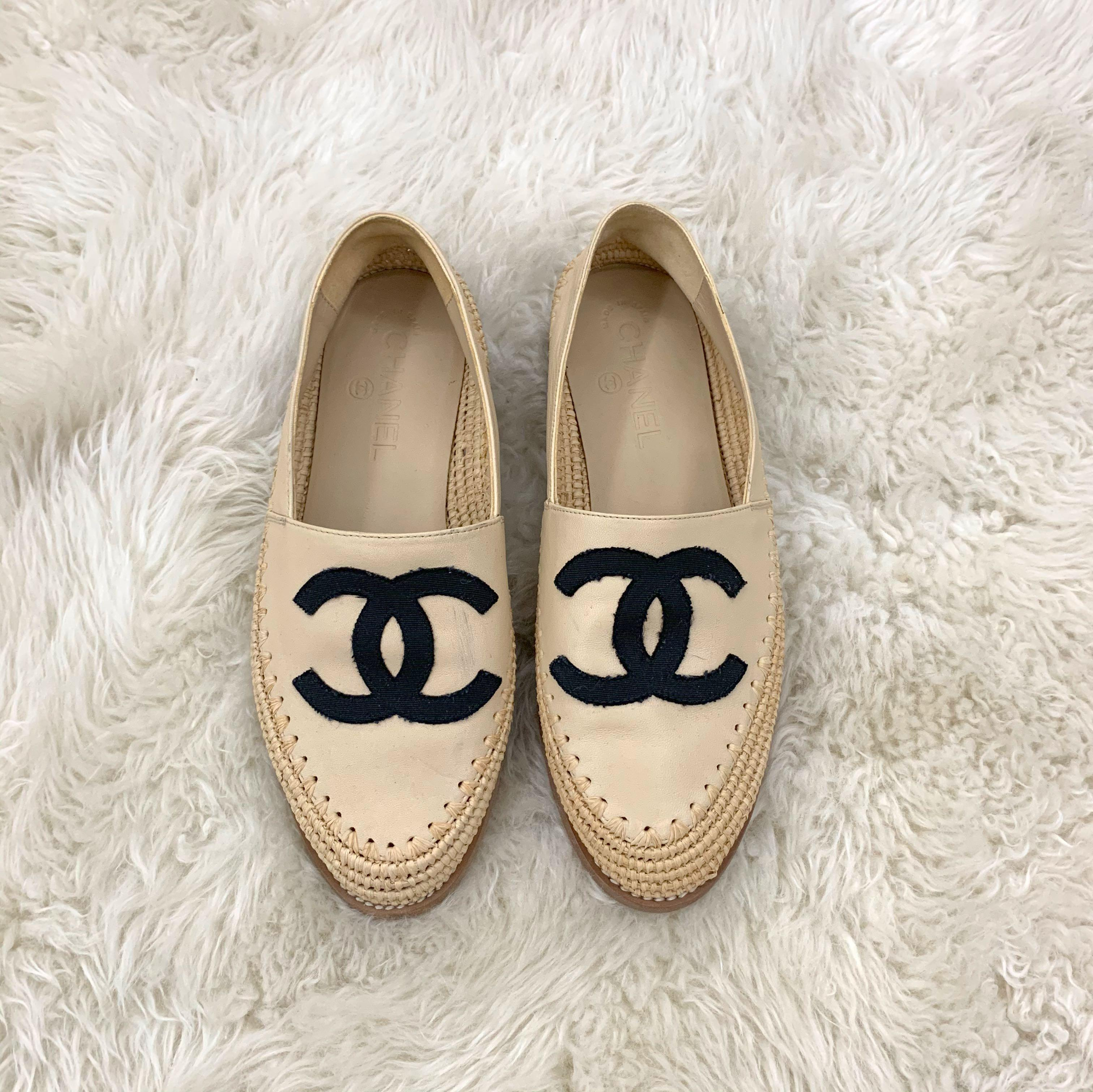 authentic chanel cruise 2018
