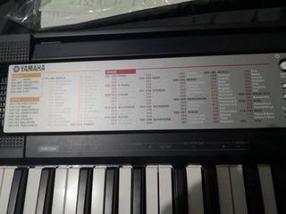 Brand New Yamaha PSR F50 Portable Piano Keyboard