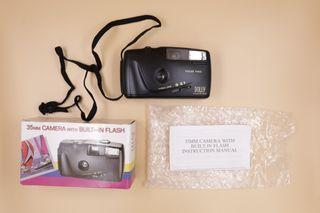 Dolly Fashion 35mm Film Compact Camera
