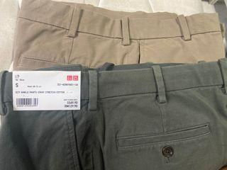 NEW EZY Ankle Pants (2 Way Stretch)