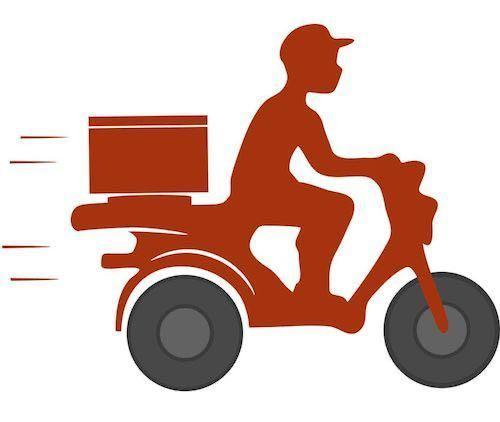 Freelance delivery riders