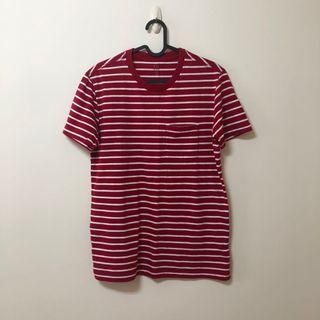 GAP紅白條紋上衣