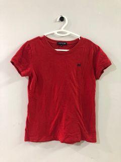 Hang Ten Red T Shirt