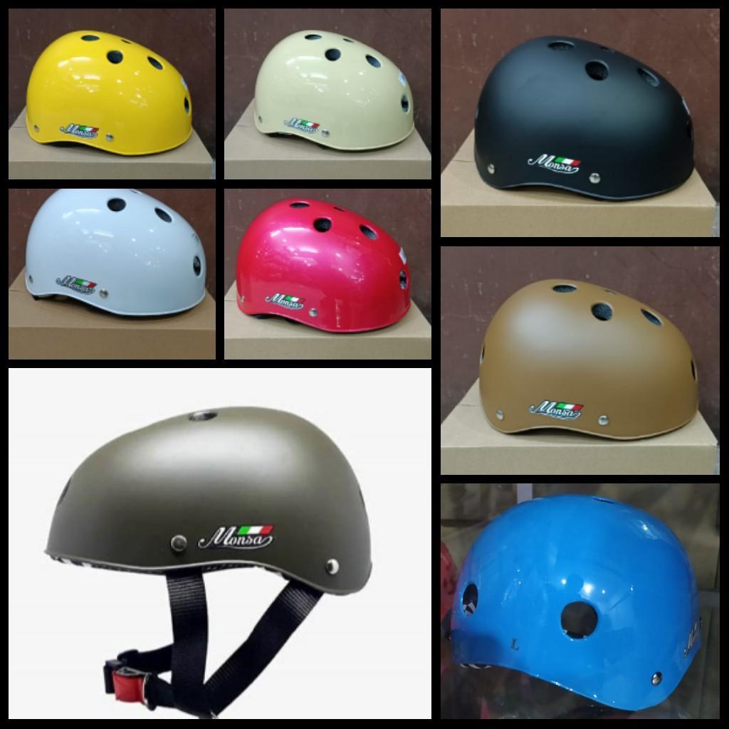 Helm Sepeda Monsa
