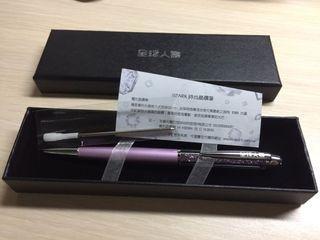 iSPARK時尚晶鑽筆(紫色)