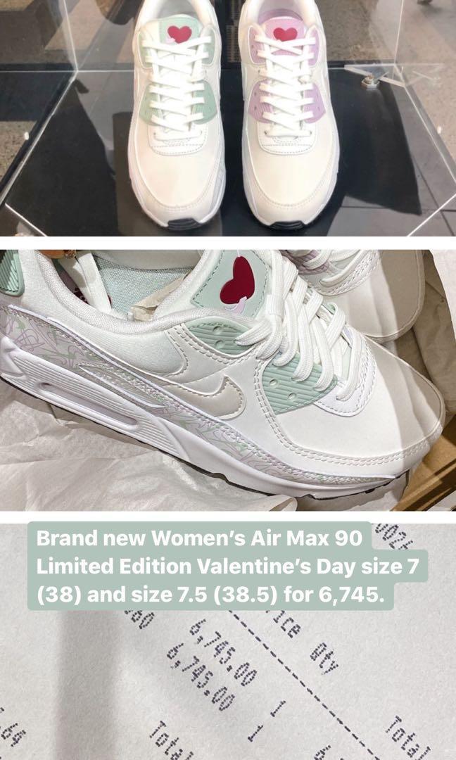 Nike Women's Air Max 90 Valentine's Day