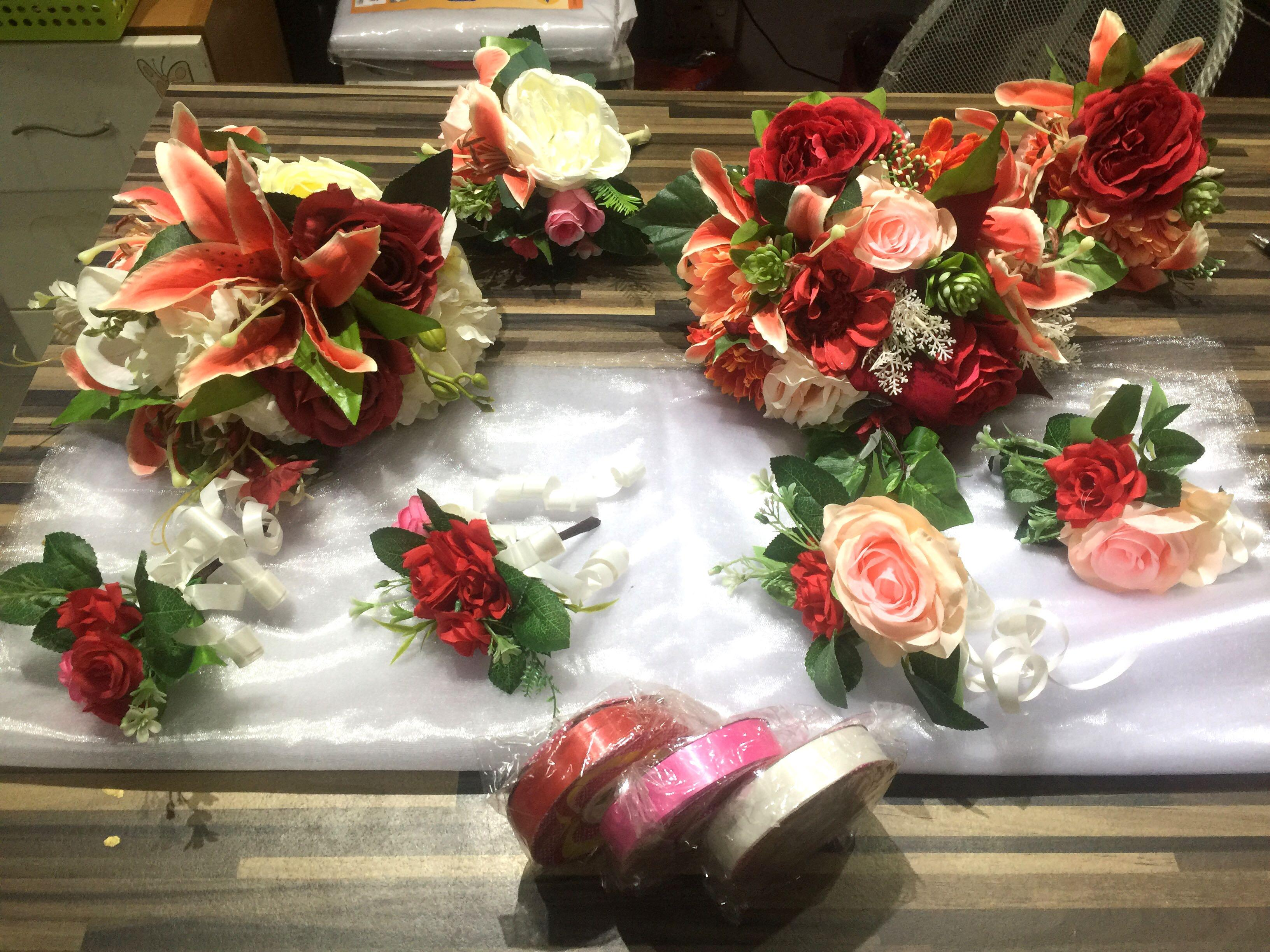 Wedding Decoration Material For Sale  from media.karousell.com