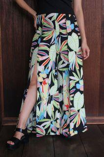 Something Borrowed Tropical Trousers