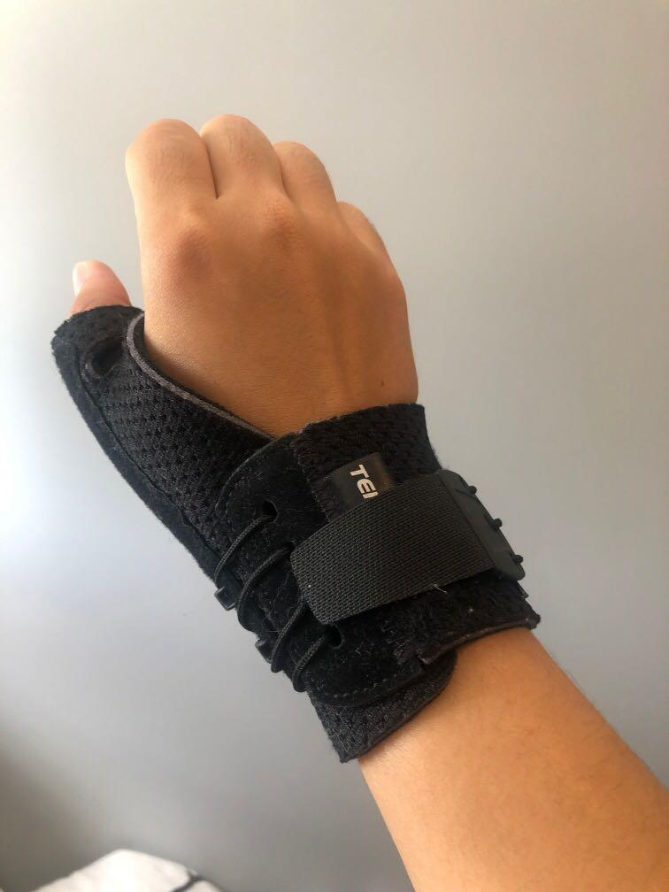 Tensor hand support for thumb One size