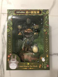 Totoro forest ferris wheel music box