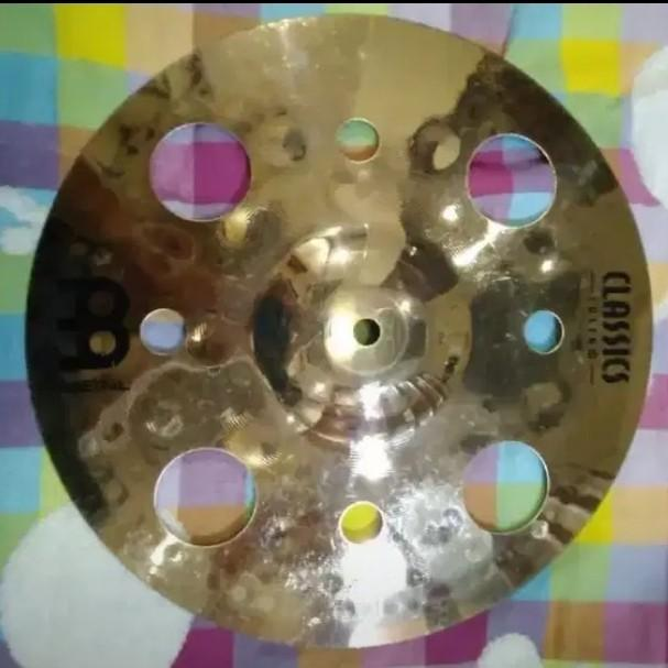 Trash Splash Cymbal Meinl Classic Customs 12