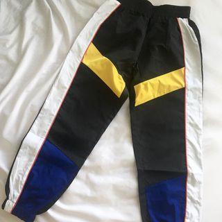 Vintage Windbreaker Track Pants