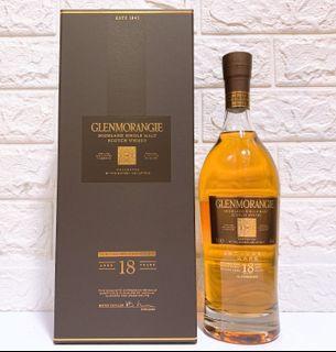 格蘭傑18年 單一純麥威士忌 - Glenmorangie 18 Years Extremely Rare Highland Single Malt Scotch Whisky