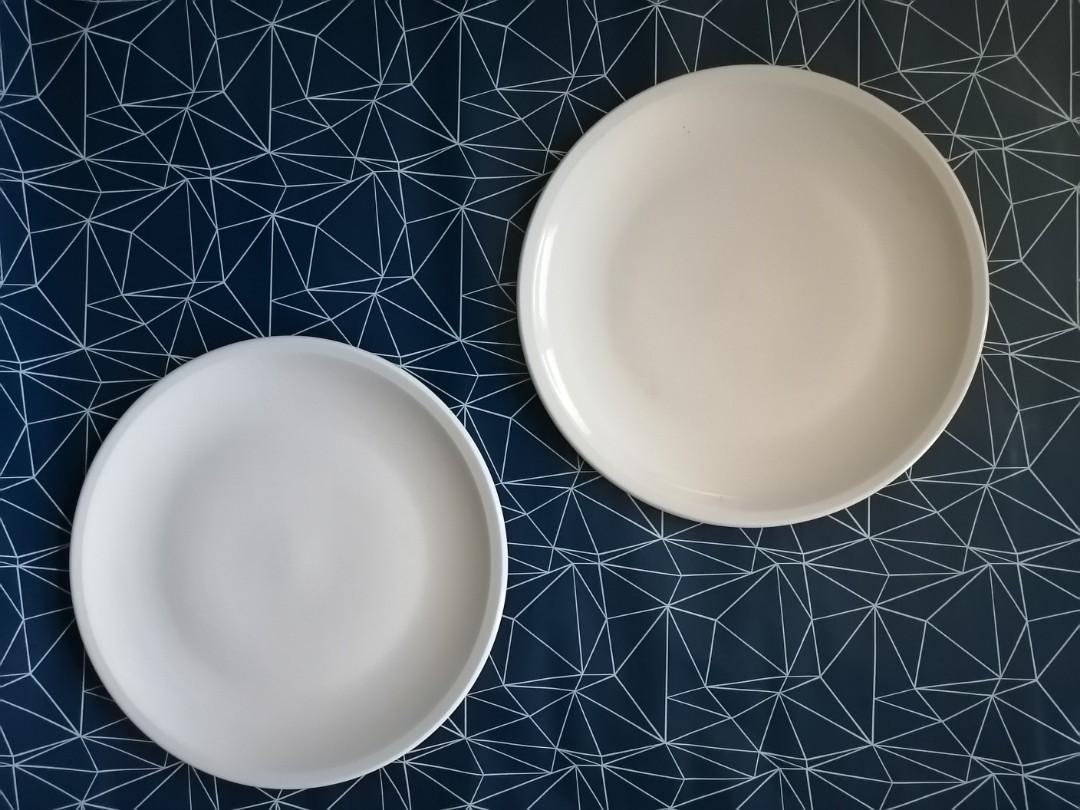 2 Steelite International Royal Porcelain plates