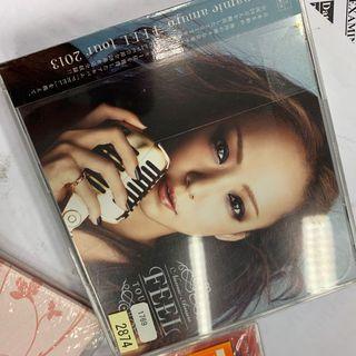 安室奈美惠 namie amuro feel 演唱會CD
