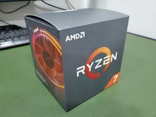 AMD RYZEN 7 2700X with Prism Cooler