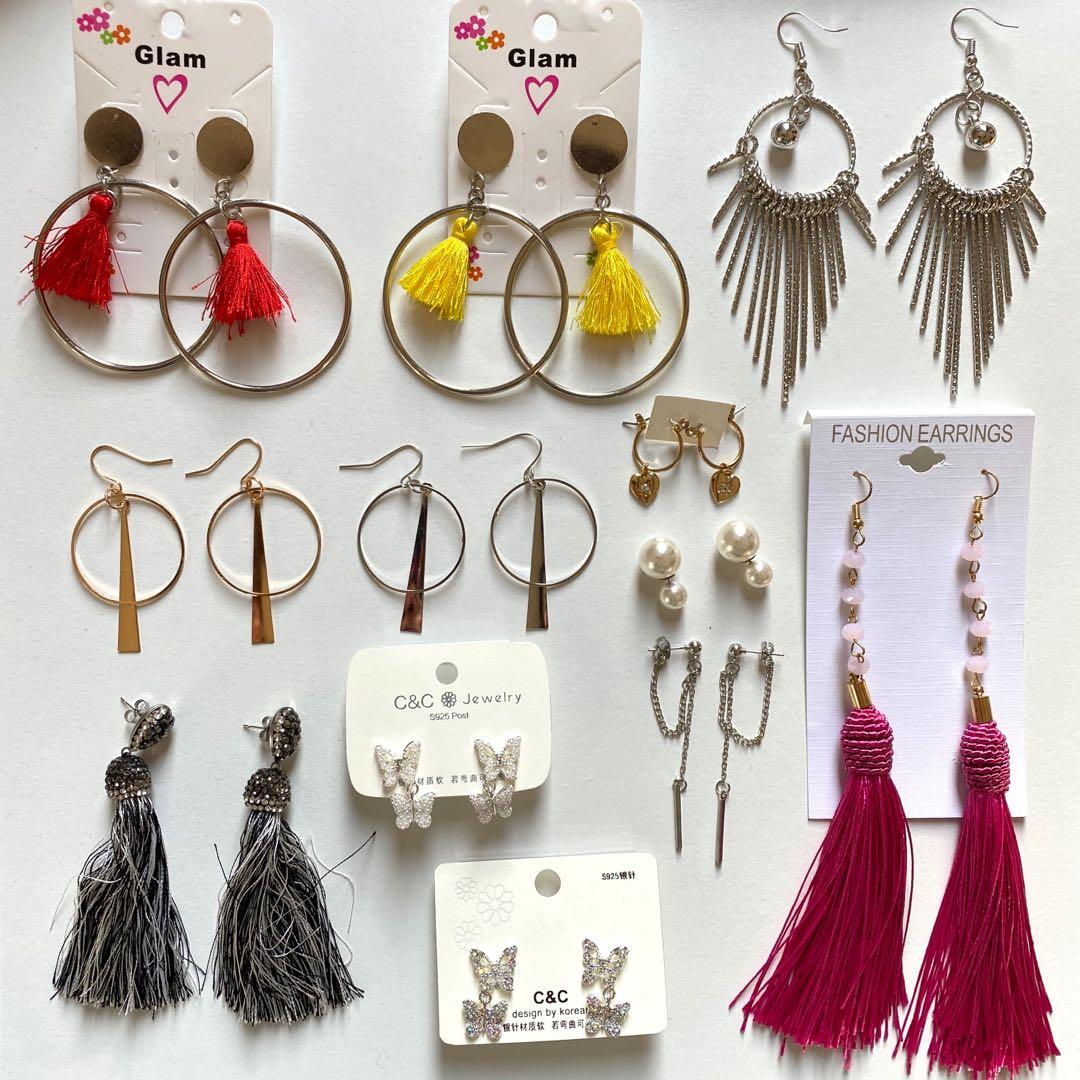 assorted earrings bulk