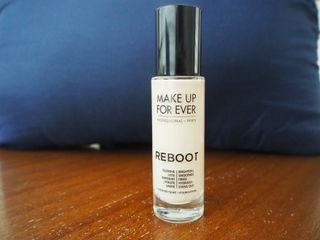 AUTHENTIC Make-Up Forever REBOOT ACTIVE CARE REVITALIZING FOUNDATION in R208 shade