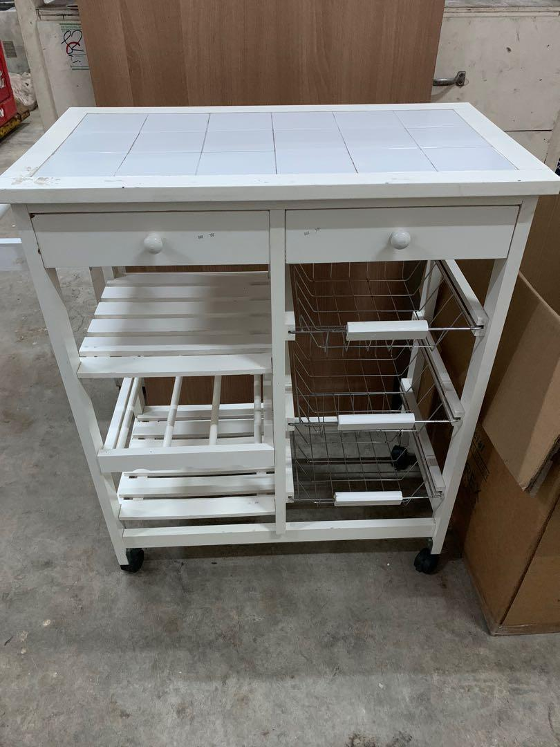 Bar Cart Home Furniture Furniture Fixtures Tables Chairs On Carousell