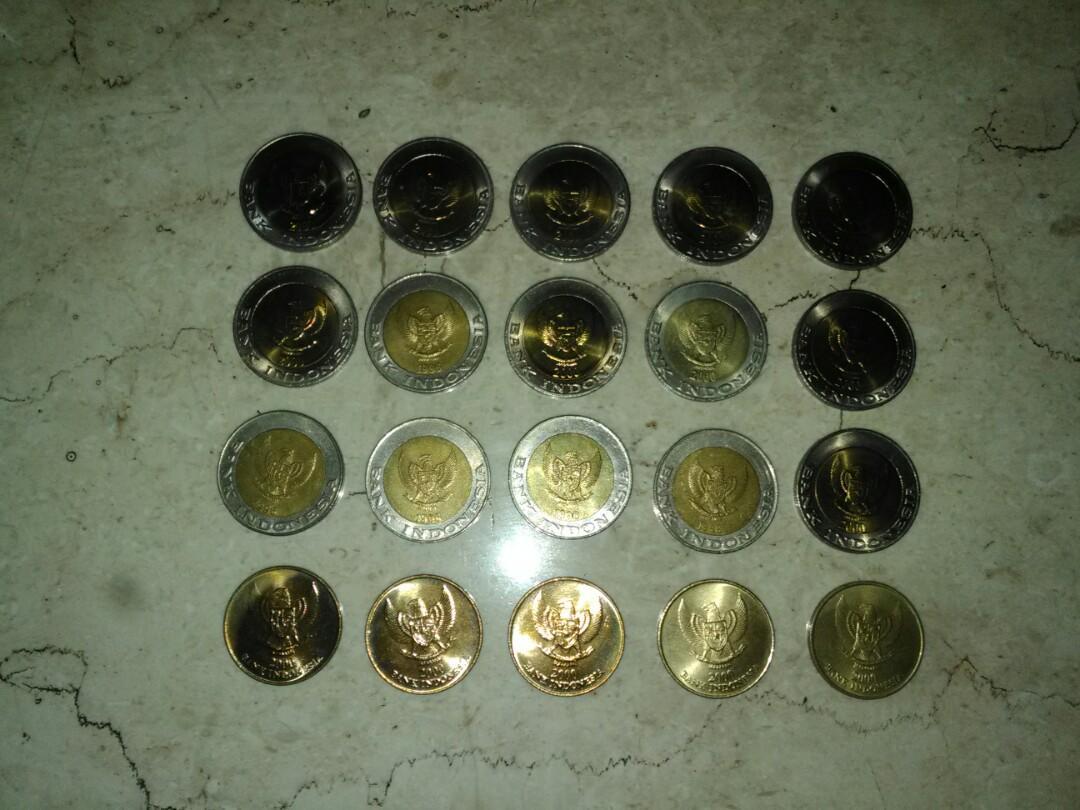 Coin kelapa sawit borong 15 keping murah saja