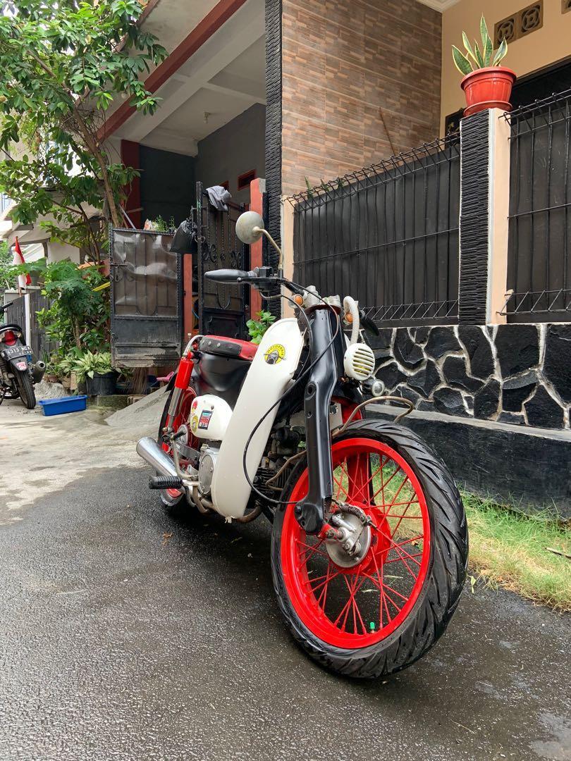 Honda Astrea StreetCub