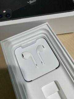 iPhone 耳機(lightning連接器)