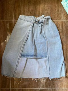 Jeans 牛仔裙