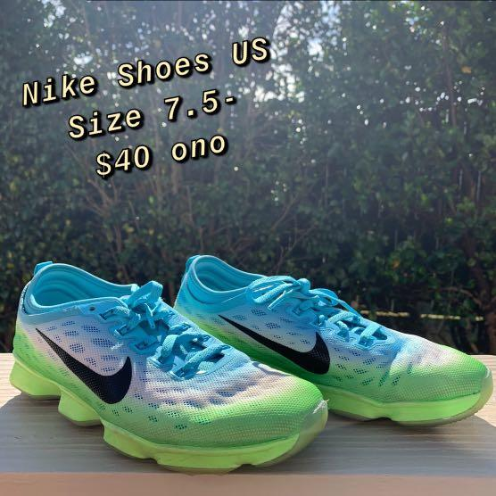 Nike Shoes (Idk the name)