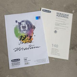 Pre-Order Schmincke Horadam Watercolour Dots card