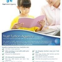 Tution Coordinator(Flexible, high income)
