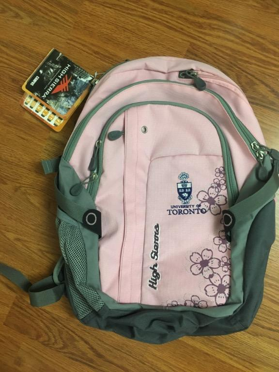 University of Toronto Backpack