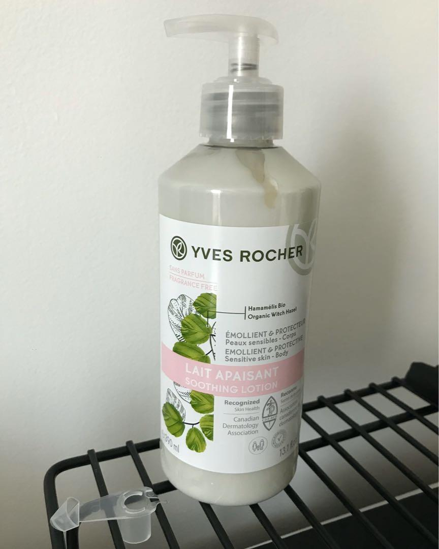Yves Rocher Soothing Lotion
