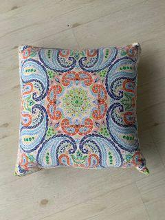 Zara home fluffy pillow