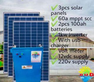 1kw Solar Construction Building Materials Carousell Philippines