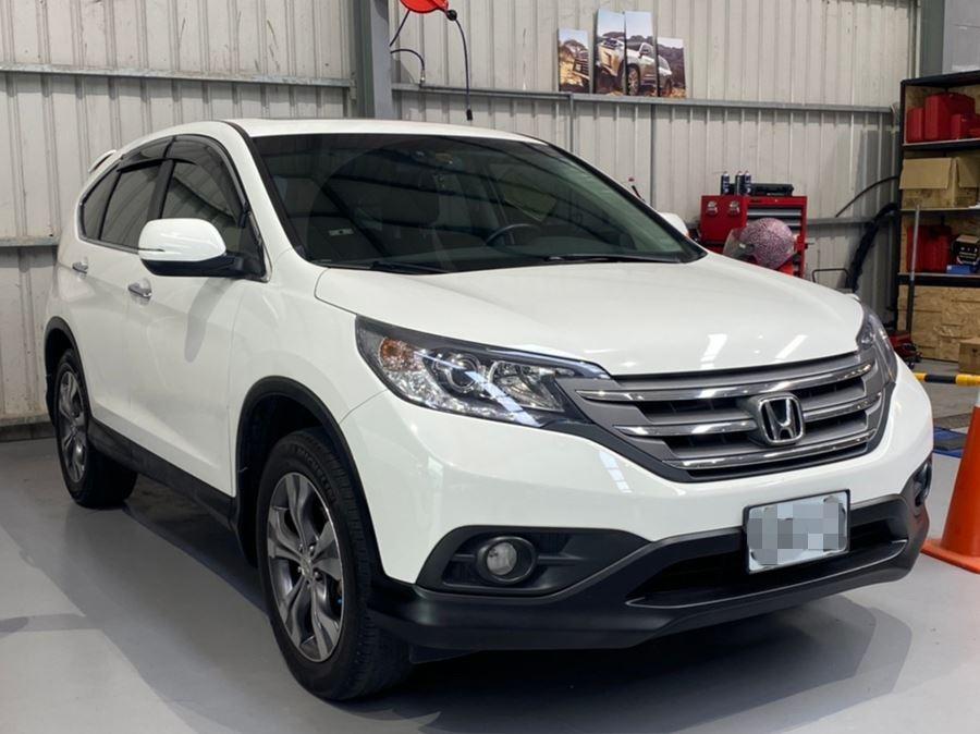 自售2012年 Honda CRV VTi-S 高階款 一手車庫車,全程原廠保養,保證無事故!