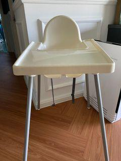 Baby Chair Good Condition