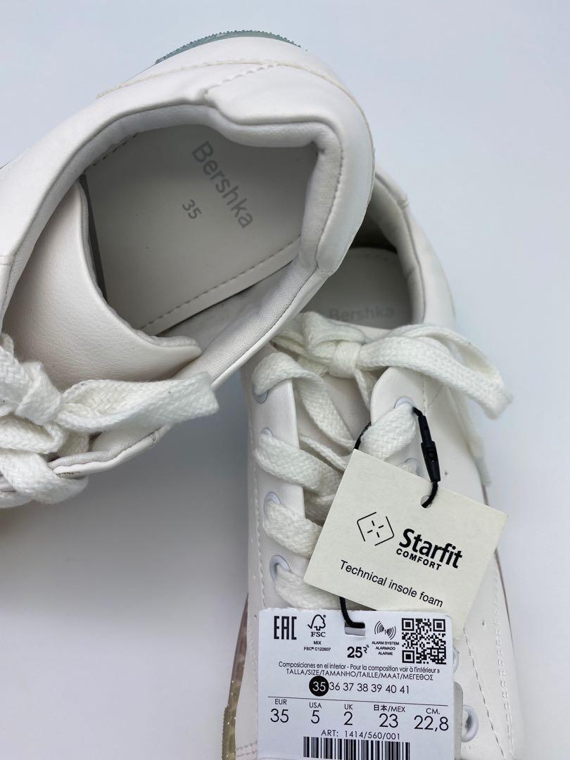 Bershka Sneakers Trainers with