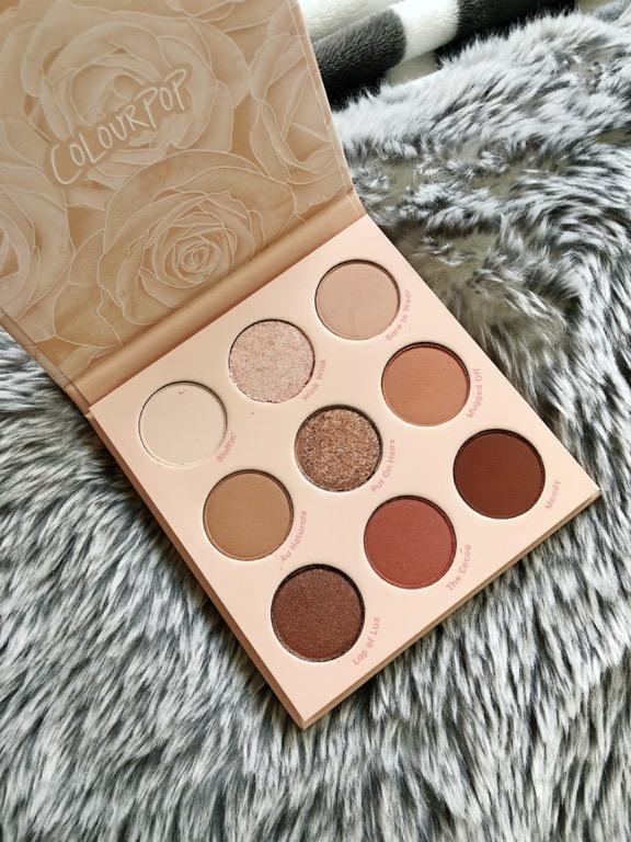💕Colourpop Nude Mood Eyeshadow Palette💕