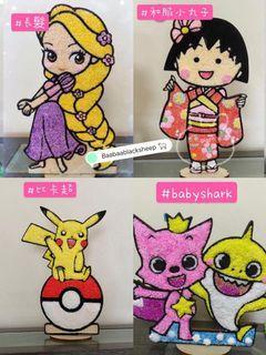 ❤️kids 黏土手工套裝❤️ 有勁多公主系列呀❣️