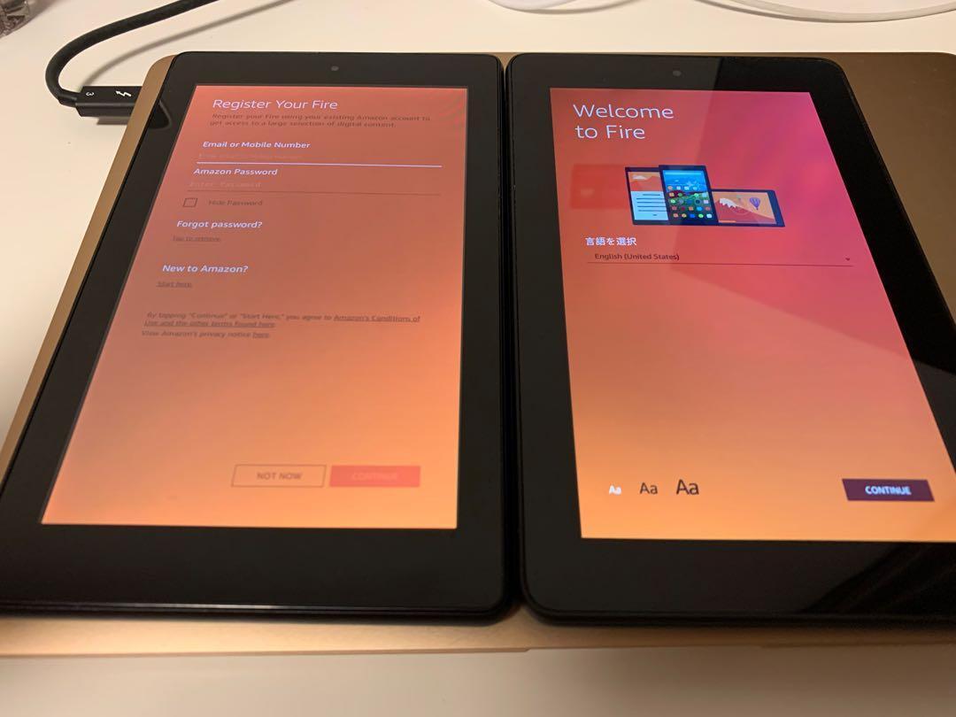 Fire wechat on kindle Amazon Kindle'i