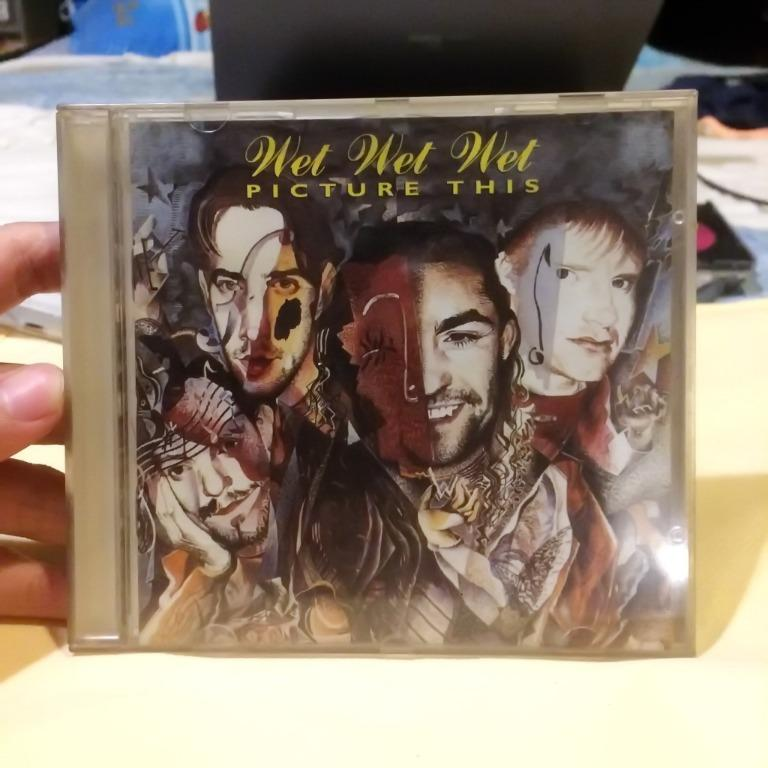 "CD Musik Wet Wet Wet ""Picture This"" (Original Second Import)"