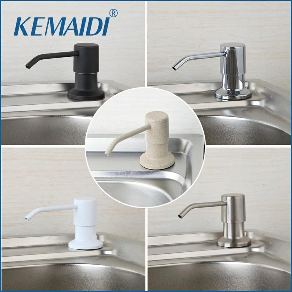 Countertop Liquid Dish Hand Pump Kitchen Sink Soap Dispenser Home Appliances Kitchenware On Carousell