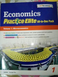 Economics Practice Elite Volume 1 All in-One Pack