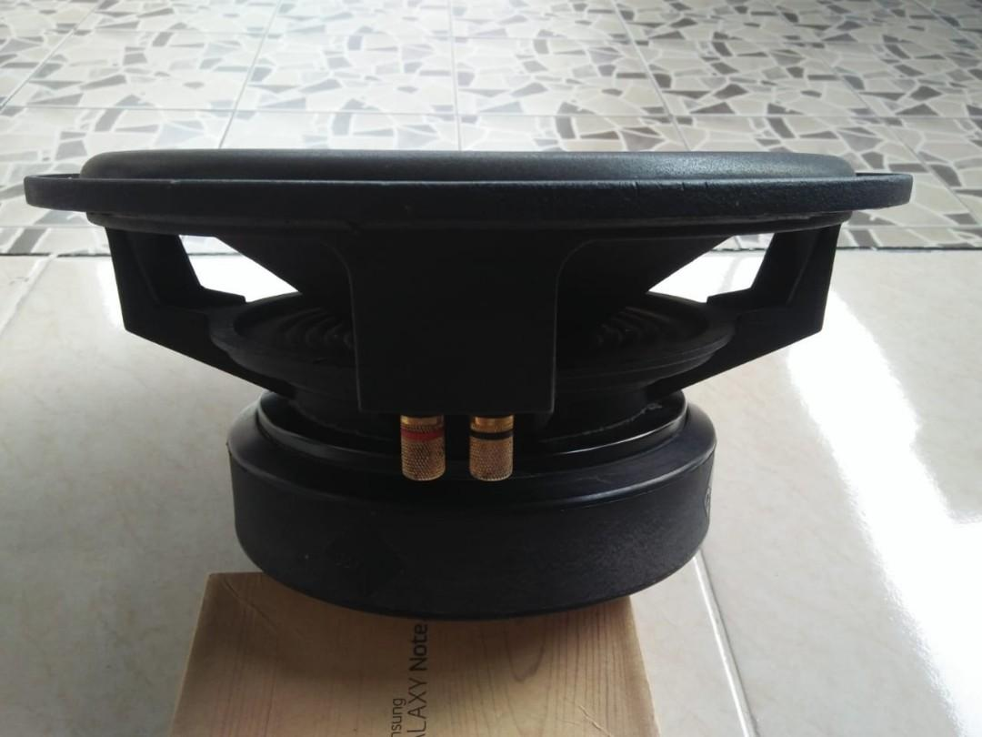 """For sale : sub woofer 12""""  RF the punch power series PWR-412"""